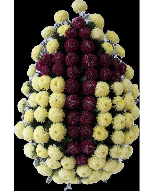 Coroana Crizantema Romaneasca De Sezon