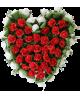 Coroana Din Trandafiri Model Inima