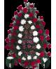 Coroana Garoafa si Crizantema Romaneasca De Sezon